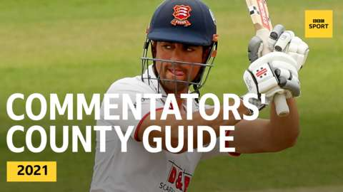 Commentators county guide