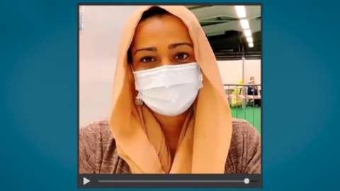 Dr Nighat Araf's TikTok video