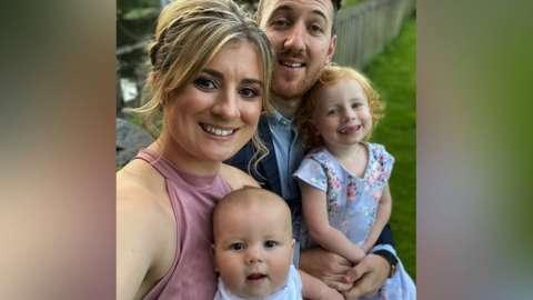 family who had negative PCR