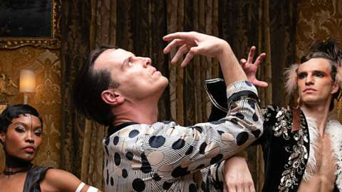 Andrew Scott in The Pursuit of Love