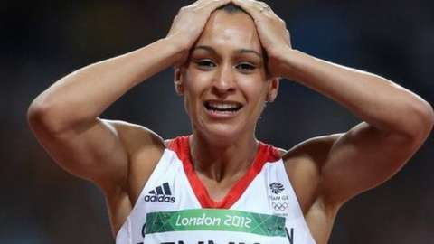 Jessica Ennis wins gold at London 2012