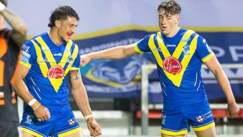 Anthony Gelling and Matty Ashton