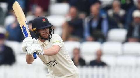 Alex Davies of Lancashire