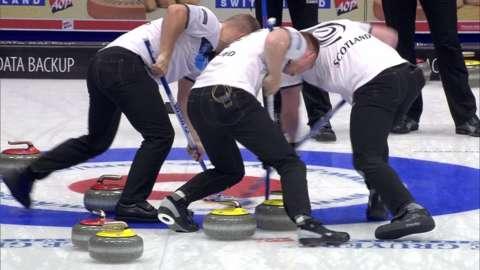Men's Curling