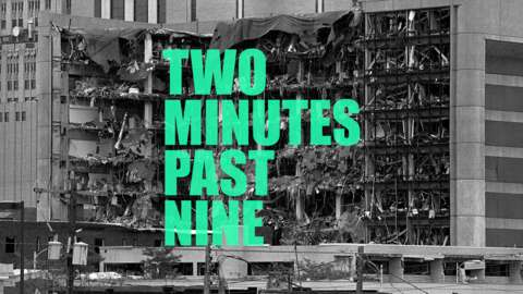 Two minutes past nine brand