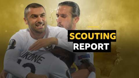 Lille scouting report