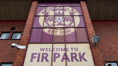 Fir Park, Motherwell