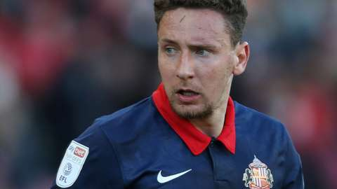 Callum McFadzean made 34 appearances for Sunderland in the 2020-21 season after arriving in October on a one-year deal
