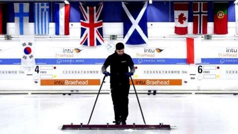 Braehead curling rink