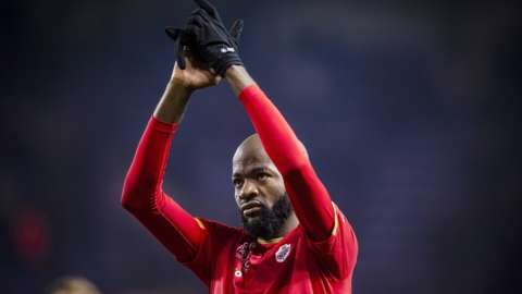 Antwerp and Cameroon's Lamkel Ze