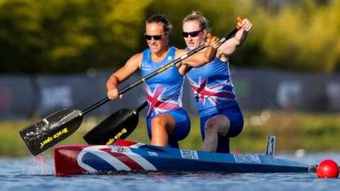 Chloe Bracewell British Canoeing
