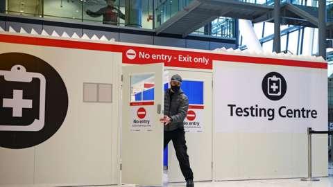 Testing centre