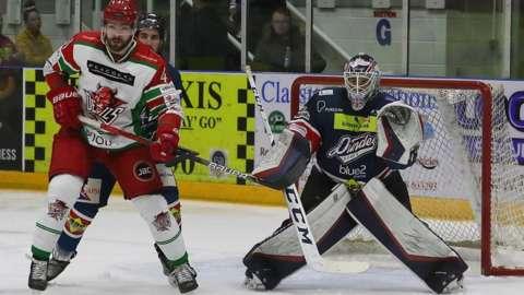 Dundee Stars v Cardiff Devils