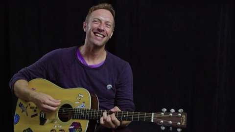 Chris Martin from Coldplay explains how Rockfield influenced their international breakthrough hit Yellow.