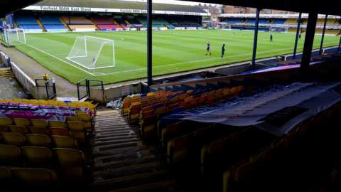 Roots Hall, home of Southend United