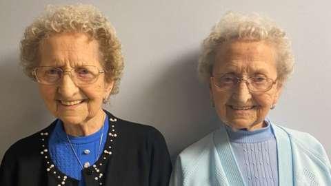 Doris and Lilian
