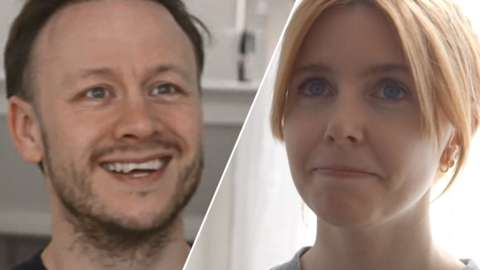 Split of Kevin Clifton and Stacey Dooley