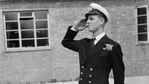 Lieutenant Philip Mountbatten, 31 July 1947