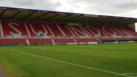 Swindon Town's County Ground