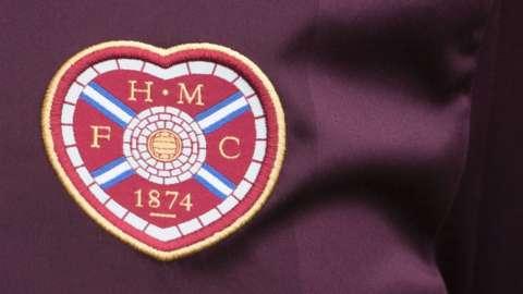 Hearts badge