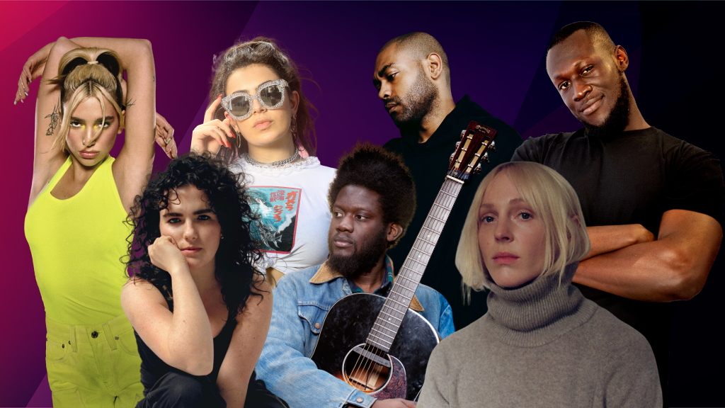 Mercury Prize nominees: Dua Lipa, Charli XCX, Kano, Stormzy, Laura Marling, Michael Kiwanuka and Georgia
