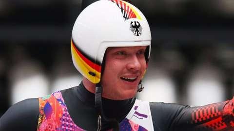 Germany's Felix Loch