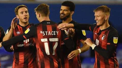 Coventry v Bournemouth