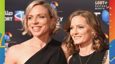 Helen and Kate Richardson-Walsh