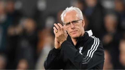 Cardiff boss Mick McCarthy