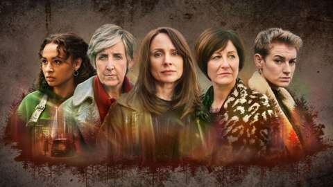 Five main characters in new BBC One drama The Pact