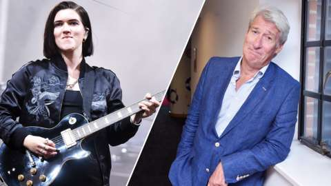 Split of The xx and Paxman