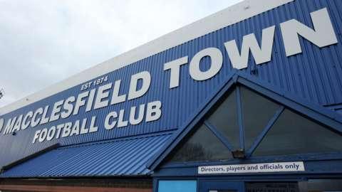 Macclesfield Town stadium