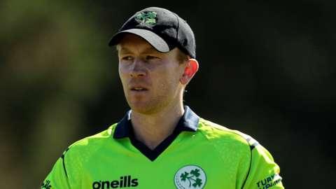 Ireland's Shane Getkate