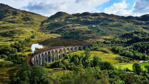 West Highland Line, Scotland