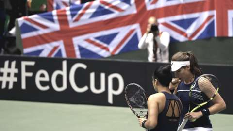 GB Fed Cup