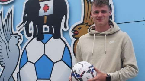 Jack Burroughs has represented Scotland at Under-19 level