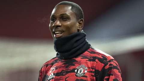 Former Nigeria striker Odion Ighalo