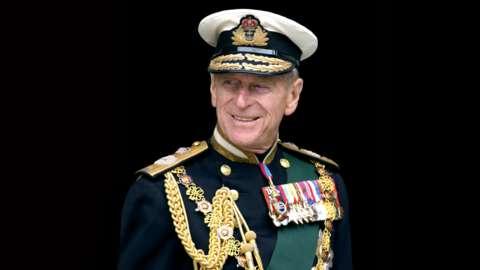 His Royal Highness The Duke of Edinburgh Prince Philip