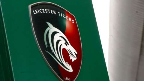 Leicester Tigers badge