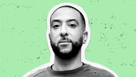 The Rap Game UK judge DJ Target