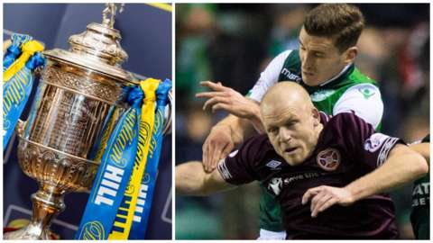 The Scottish Cup, Steven Naismith and Paul Hanlon
