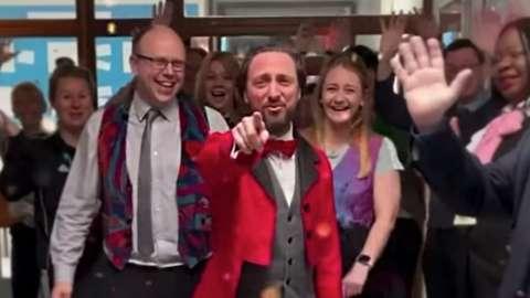 The Greatest Showman by Ormiston Sudbury Academy