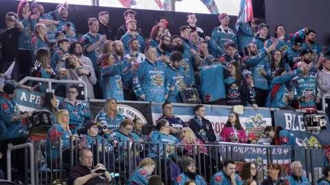 Belfast Giants supporters
