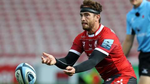 Gloucester's Danny Cipriani
