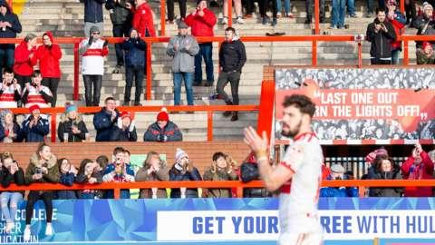 Hull KR fans
