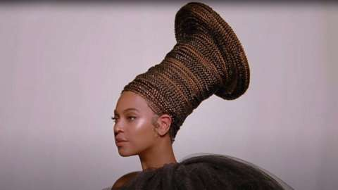 Still from Black is King by Beyoncé