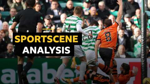 Should Dundee Utd have had a penalty?