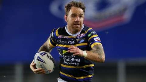 Leeds Rhinos' Richie Myler