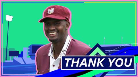 Thank You, West Indies!
