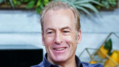 Bob Odenkirk pictured in 2020
